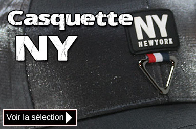 collection casquette NY